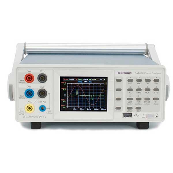 Tektronix PA1000 однофазний аналізатор потужності змінного струму