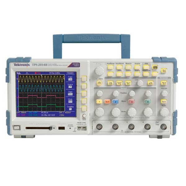 Tektronix TPS2014B цифровий запам'ятовуючий осцилограф 4 канали, 100 МГц