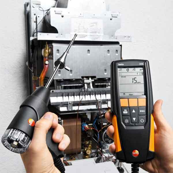 Testo 310. Газоаналізатор з принтером (комплект).