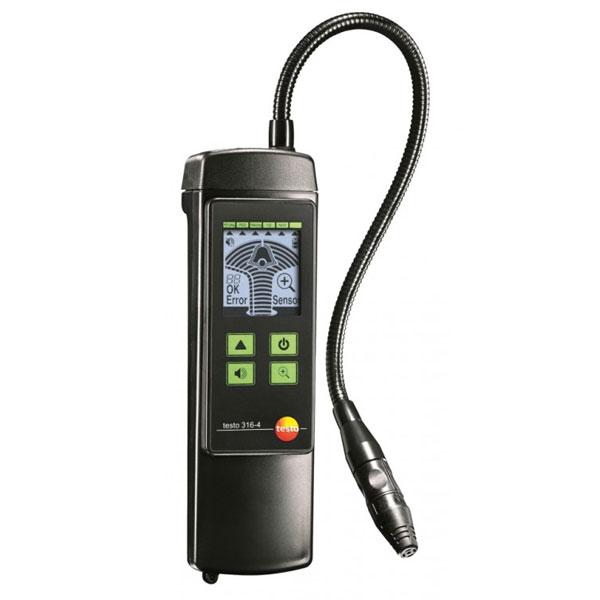 Testo 316-1. Электронный течеискатель.