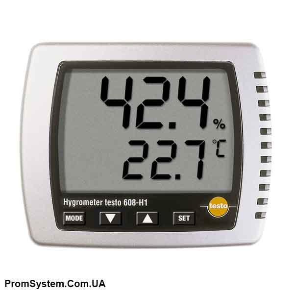 Testo 608-H1. Термогигрометр.