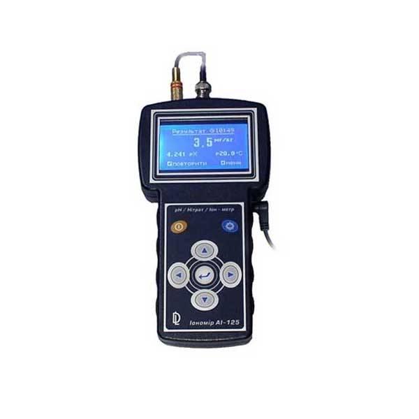 AI-125. Іономір лаборатоний.